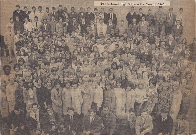 PGHS1966 Senior Class